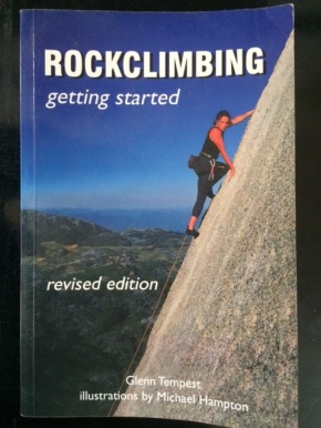 Rock climbing getting started