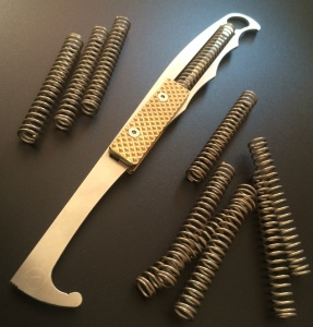 stainless steel springs LH