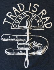 Trad is Rad shirt