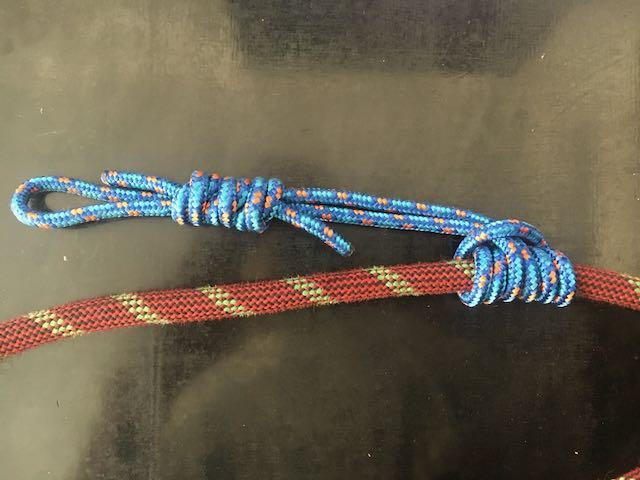 Prusik knot proposal